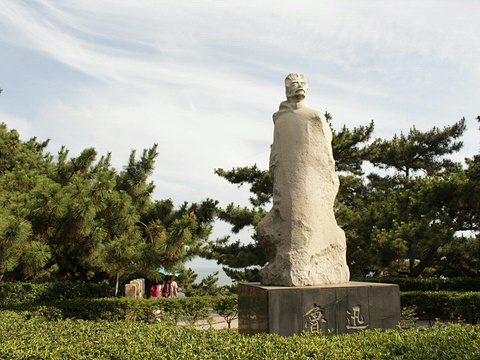 鲁迅公园旅游景点图片