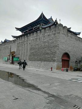 东西寺塔旅游景点攻略图