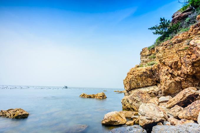黄泥川—天然雕琢的山峰和海岸图片