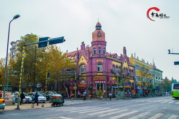 青岛老城区图片