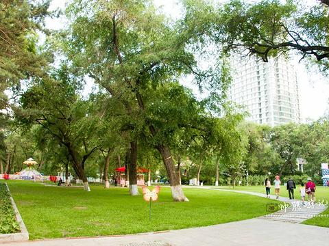 兆麟公园旅游景点图片