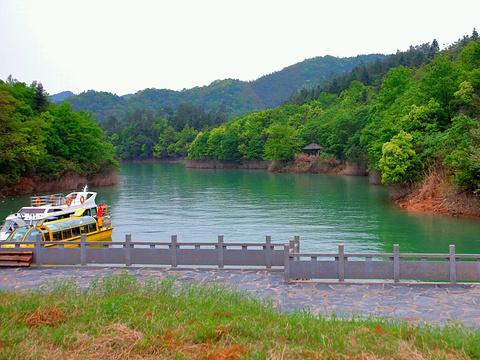 太平湖旅游景点图片