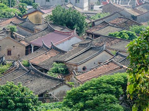 六鳌古城旅游景点图片
