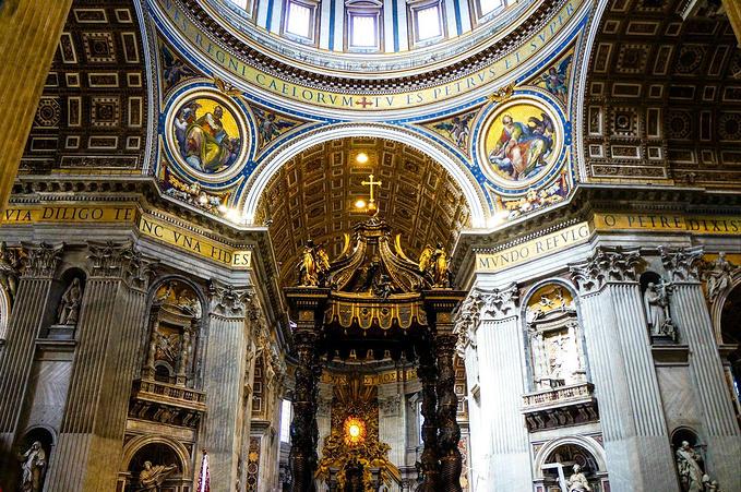 圣彼得大教堂图片