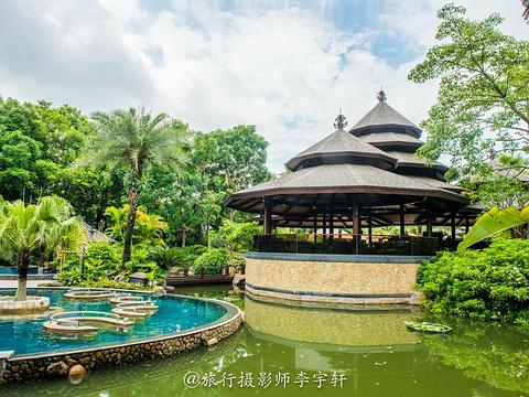 日月谷温泉度假村旅游景点图片