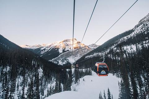 阳光村滑雪场