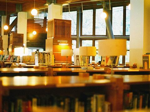 北投图书馆旅游景点图片