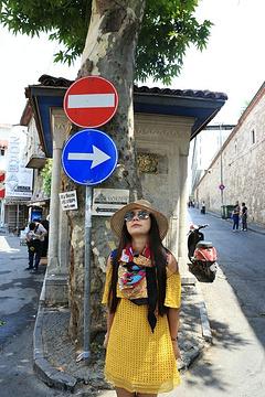 伊斯坦布尔大学旅游景点攻略图