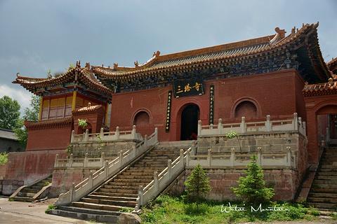 三塔寺的图片