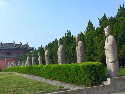 宋少帝陵旅游景点图片
