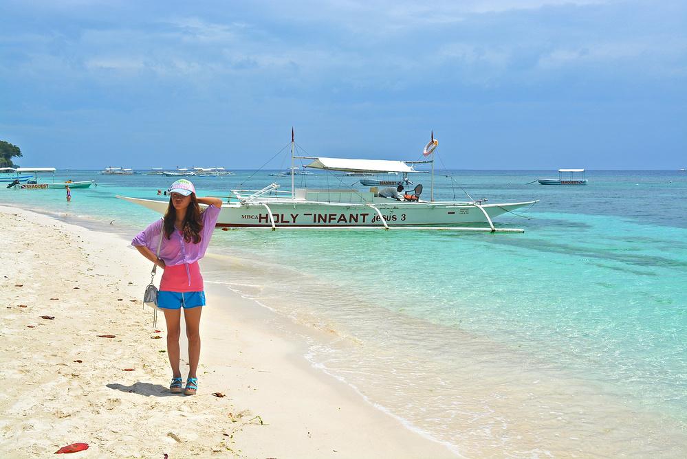 爱上潜水,去菲律宾拍婚纱