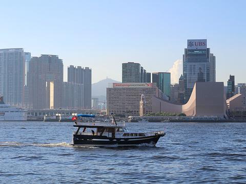 金紫荆广场旅游景点图片