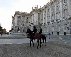 印象西班牙之五——马德里