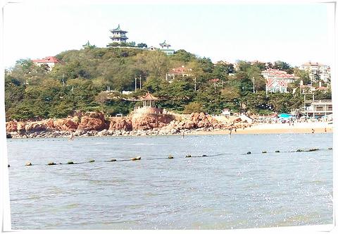 第一海水浴场旅游景点攻略图