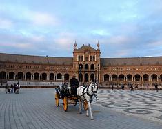 印象西班牙之十——塞维利亚