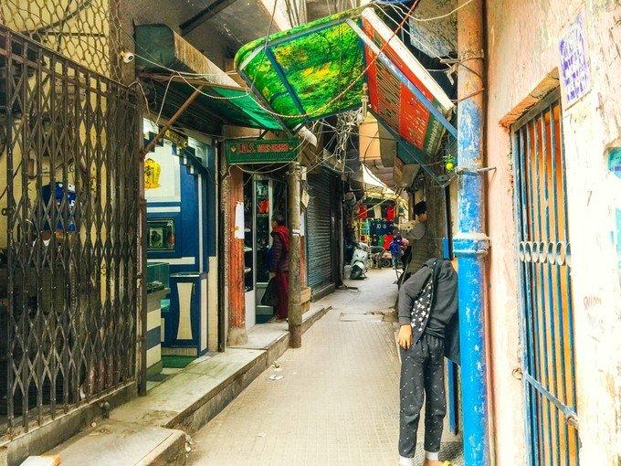 西藏村图片