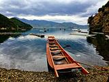 泸沽湖女神湾