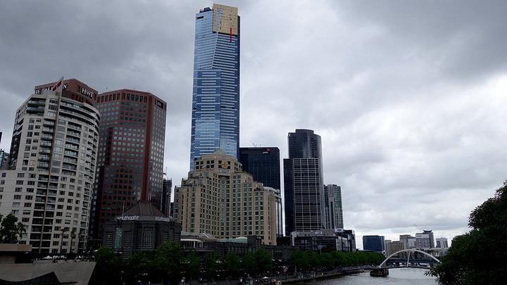 """""""此建筑是南半球至今最高的建筑_尤里卡大厦""""的评论图片"""