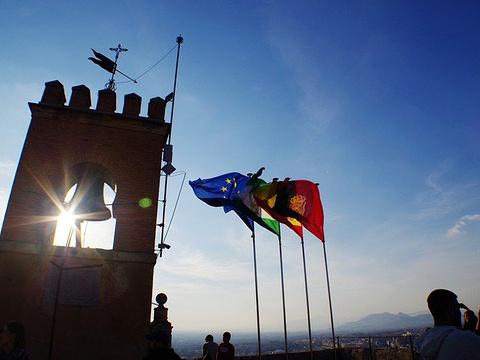 阿尔卡萨瓦城堡旅游景点图片