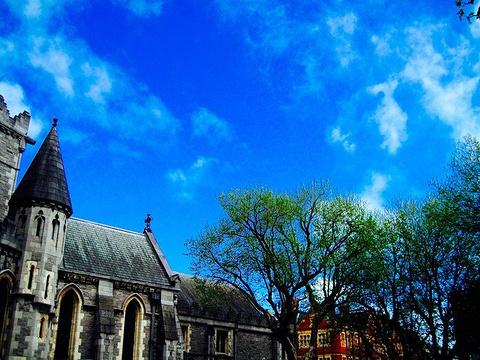 基督教会座堂旅游景点图片
