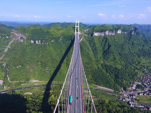 矮寨大桥的图片