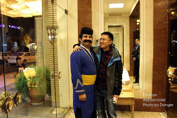 伊斯法罕阿巴斯酒店(Abbasi Hotel Isfahan)图片