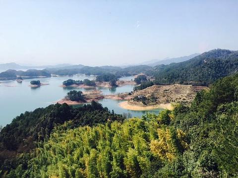 千岛湖中心湖旅游景点图片
