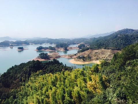 千岛湖中心湖