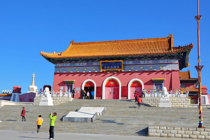达尔吉林寺图片