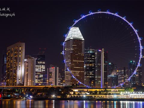 流光溢彩 · 一个新加坡给你环游世界的感受