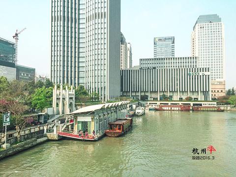 武林门码头旅游景点攻略图