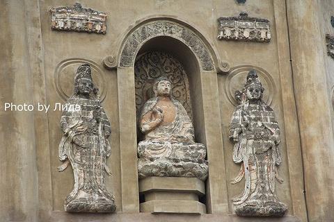 崇兴寺旅游景点攻略图