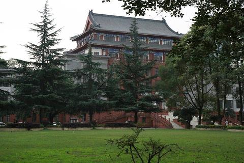四川大学旅游景点攻略图