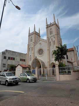 马六甲圣方济堂