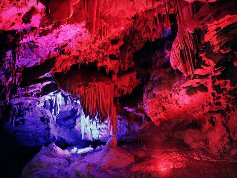 本溪水洞旅游景点图片