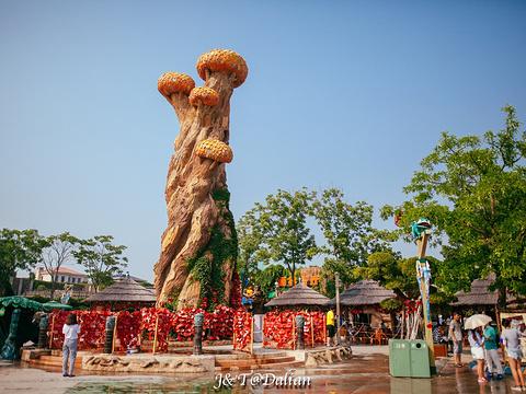 大连海昌发现王国主题公园旅游景点图片