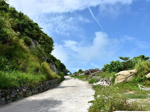 放鸡岛旅游景点图片