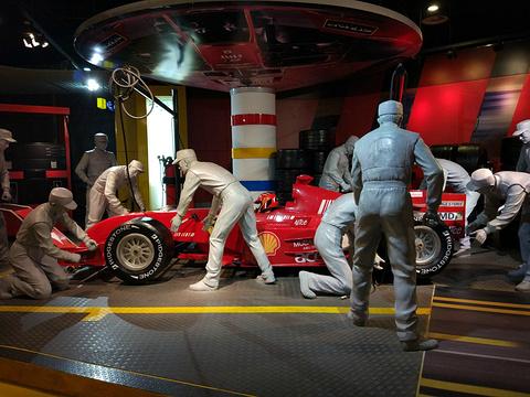 北京汽车博物馆旅游景点图片