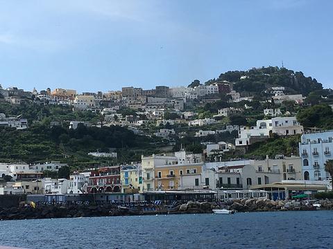 卡布里岛旅游景点图片