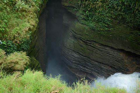 大卫瀑布旅游景点攻略图