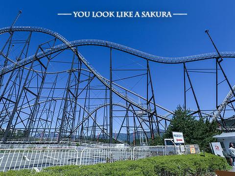 富士急乐园旅游景点图片
