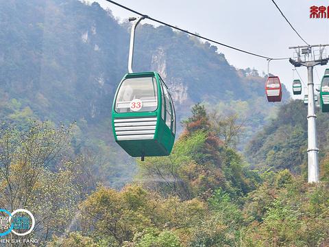 药王谷旅游景点图片