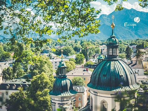 萨尔茨堡城堡旅游景点图片
