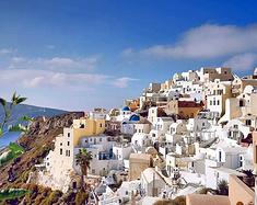 遗落在人间的蓝白砂粒--希腊十日