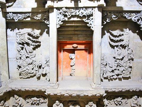 马村砖雕墓旅游景点图片
