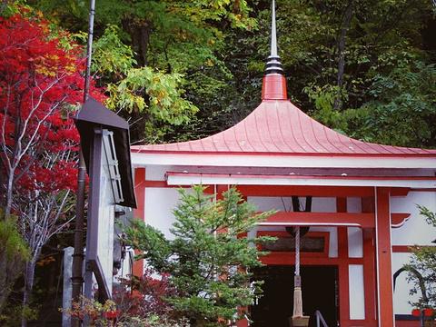 岩户观音堂旅游景点图片