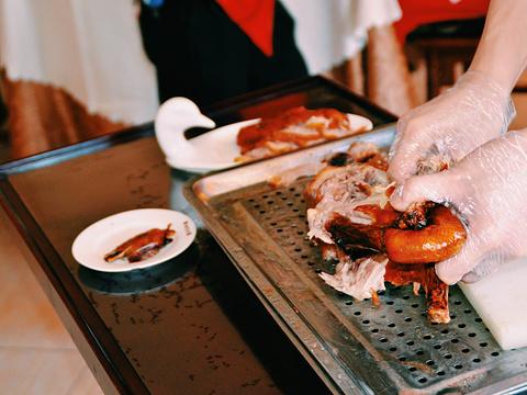 便宜坊烤鸭(鲜鱼口店)旅游景点图片