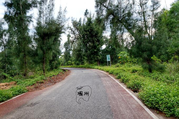 彩色公路图片