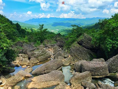 剑门关景区旅游景点图片