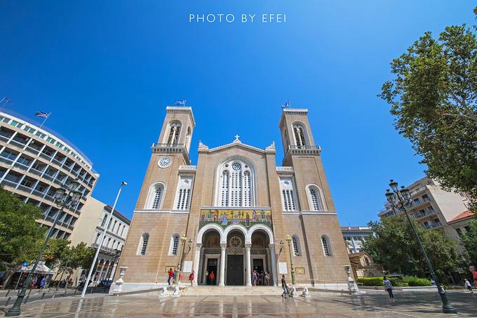 米特罗波利斯大教堂图片